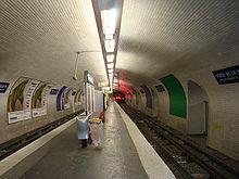 Porte de la villette m tro paris wikipedia - Metro porte de la villette ...