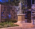 Statue of Daniel Owen, Mold.jpg