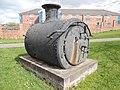 Steam locomotive Smokebox, Burslem.jpg