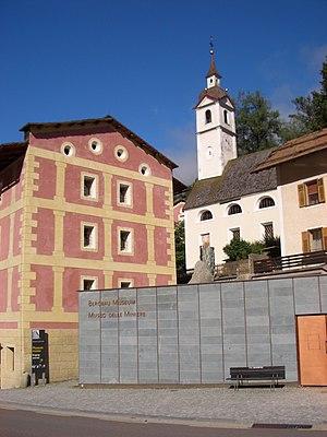 Ahrntal - Mining museum