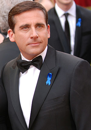 Michael Scott (The Office) - Image: Steve Carell 2010