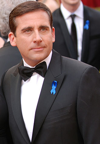 The Incredible Burt Wonderstone - Image: Steve Carell 2010