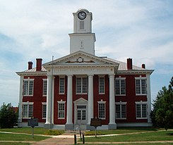 Stewart County Courthouse in Lumpkin, Georgia, USA, July 2008.jpg