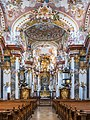 Stift Wilhering Kirche Innenraum 03.jpg