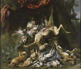 Still Life of Abundant Game