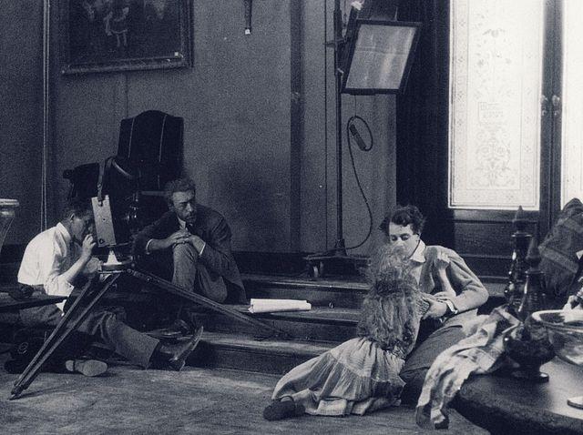 Stiller Jaenzon 1922