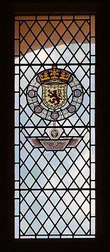 Stirling - Armoiries de James IV.jpg