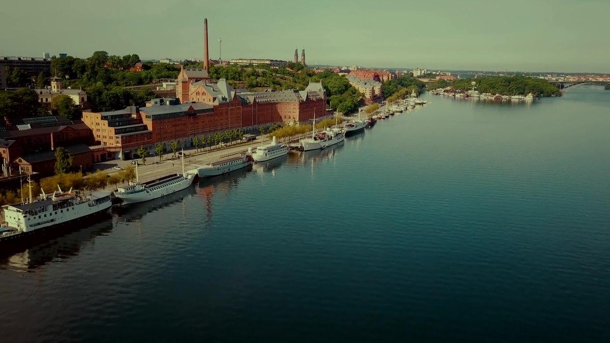 Стокгольм Река