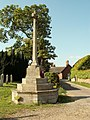 Stoke-by-Nayland's War Memorial - geograph.org.uk - 894671.jpg