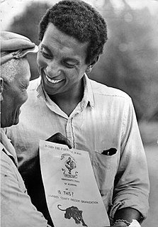 Stokely Carmichael African American activist