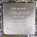 Stolperstein Bad Bentheim Am Berghang 5 Lena Meyer.JPG