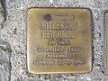Stolperstein Hildegard Heinrichs, 1, Weststraße 40, Mitte, Hamm.jpg