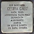 Stolperstein für Cesira Calo (Rom).jpg