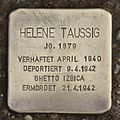 Stolperstein für Helene Taussig.JPG