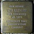 Stolpersteine Hürth, Alt-Hürth, Ida Nathan (Große Ölbruchstraße 29).jpg