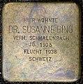Stolpersteine Köln, Dr. Susanne Bing (Oberländer Ufer 208).jpg