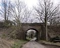 Stour Valley Path, Baythorne End. Former Great Eastern railway from Cambridge to Colchester via Haverhill and Long Melford. - panoramio.jpg