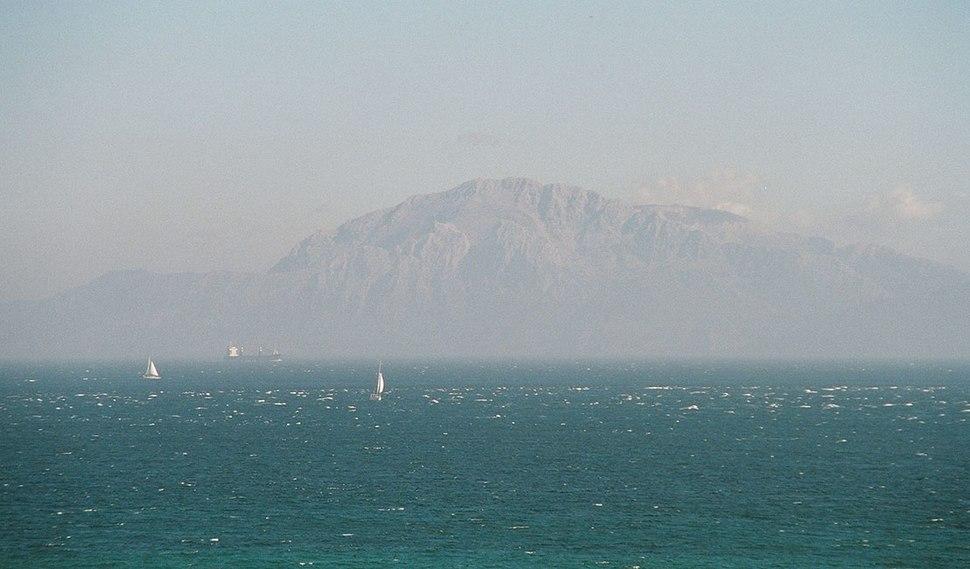 Strasse von Gibraltar2004