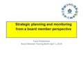 Strategic planning Board training 2019.pdf