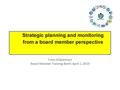 Strategic planning Board training 2019.pdf