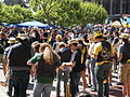 Straw Hat Band at Cal Day 2009 1.JPG
