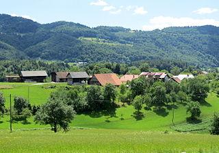 Straža pri Moravčah Place in Upper Carniola, Slovenia