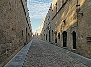 Street of Knights (Rhodes) 01