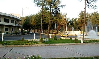 Zahedan - Street view, Zahedan
