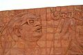 Struggle for Independence - Terracotta Mural - Museum of Independence - Suhrawardy Udyan - Dhaka 2015-05-31 2200.JPG