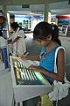 Study At Earth Exploration Hall - Science City - Kolkata 2010-06-25 6289.JPG