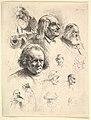 Study of Thirteen Heads MET DP827914.jpg
