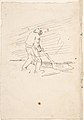 Study of a man pushing a plow MET DP802530.jpg