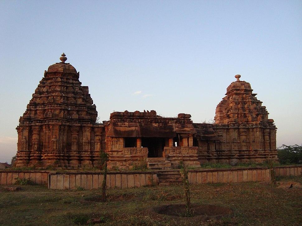 Sudi twin tower shiva temple 1