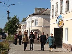 Sudogda - In central Sudogda