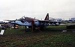 Sukhoi Su-25 Sukhoi T-8-15 (Su-25 prototype) Khodinka Air Force Museum Sep932 (17151587565).jpg