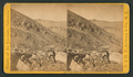 Summit of Mt. Dana, 13,227 feet above the level of the sea. View from the Bloody Canyon, by E. & H.T. Anthony (Firm).png