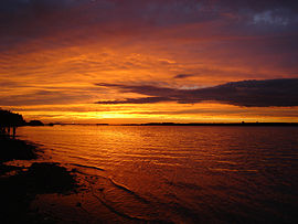 Sunset at Uruguaiana.jpg
