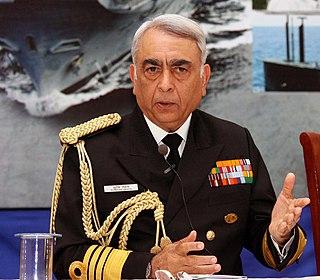 Sureesh Mehta indian Chief of Staff