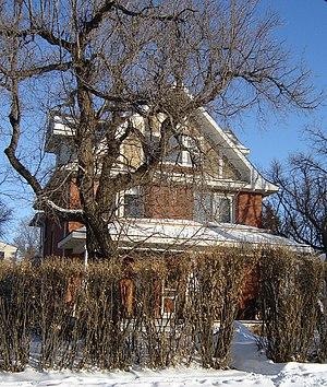 Sutherland, Saskatoon - Powe Residence