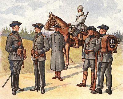 Svenska arméns uniform, 1910 års modell, Nordisk familjebok.jpg