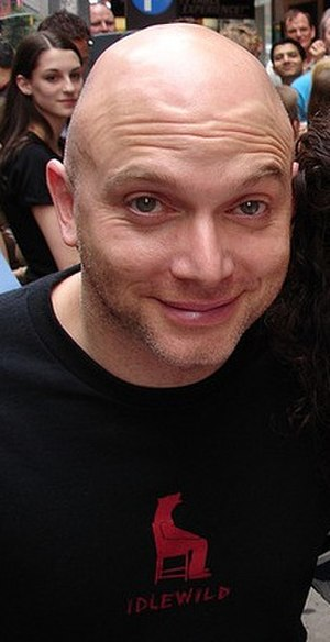 Michael Cerveris - Michael Cerveris on July 2, 2006