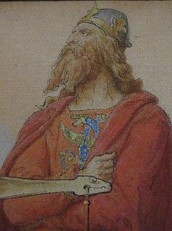 Sweyn Forkbeard by L. Frølich (cropped).jpg