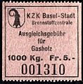 Switzerland Basel 1941 war tax 5Fr - 7.jpg