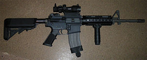 Airsoft gun - Systema Professional Training Weapon System M4A1 MAX
