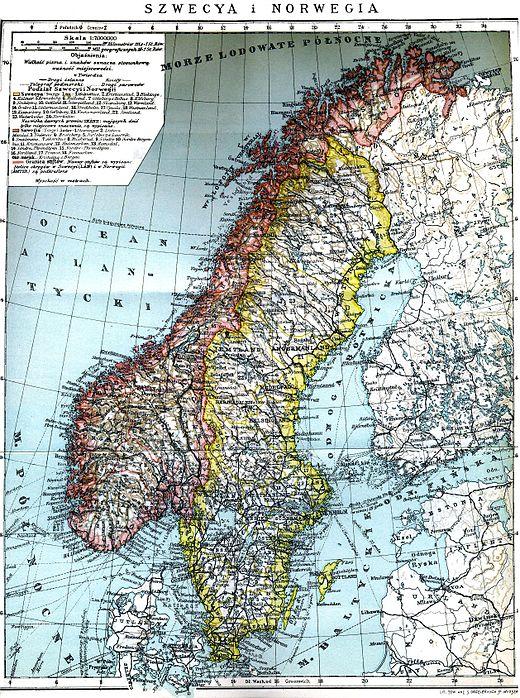 Norwegia Wikiwand