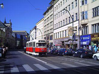 Tatra T2 - Image: T2 praha 2
