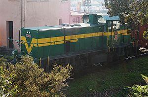 TCDD DE11000 - TCDD DE11052 at Sirkeci, Istanbul