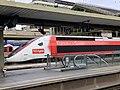 TGV Lyria, gare de Lyon (Paris) en mai 2019.jpg