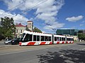 TLT tram line 4 at Viru väljak.jpg