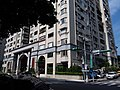 TW 台北市 Taipei 松山區 SongShan District 敦化北路 Dunhua North Road 南京北路 Nanjing North Road August 2019 SSG 44.jpg